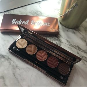 • DOSE Baked Browns Palette •